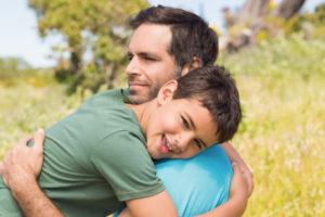 Cat de important e tatal pentru copil?