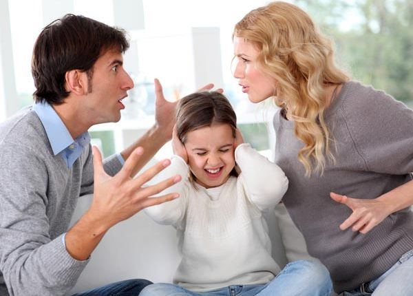 conflict in familie