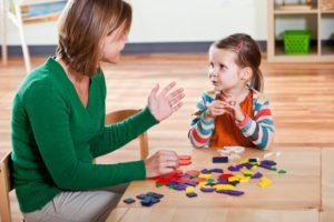 Terapia logopedica pentru copii