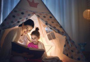 Rolul povestilor in dezvoltarea copilului