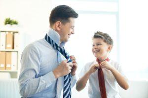 Rolul tatalui in cresterea si dezvoltarea unui barbat adevarat