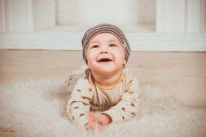 Cele 3 s-uri la nou-nascut: sughit, strabism, stranut!