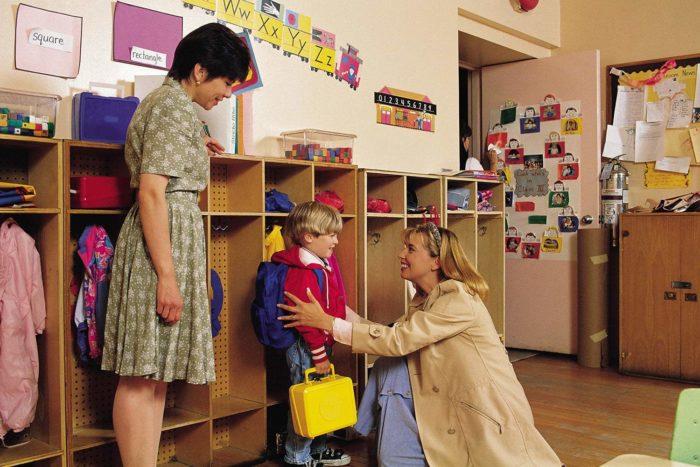 prima data merge la scoala copilul