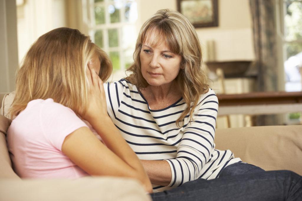 Fiica a devenit neascultatoare si nepoliticoasa