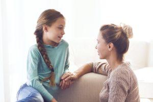 Ce trebuie sa stii cand vorbesti cu copilul despre sex?