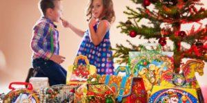 Bomboanele si cadourile pentru copii