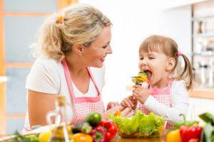 Alimentatie sanatoasa la copii. Exemplu de meniu