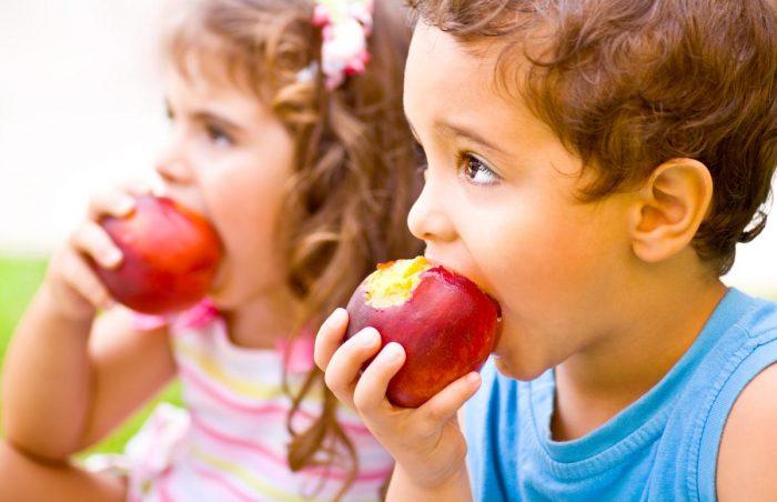Alimentatie sanatoasa la copii