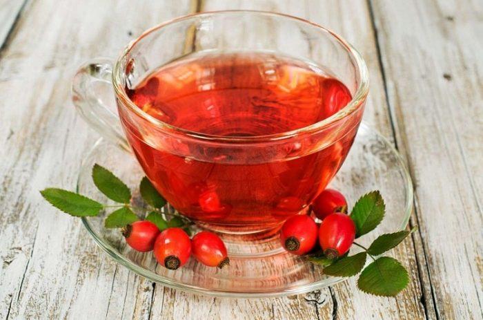 ceai de macese la copii