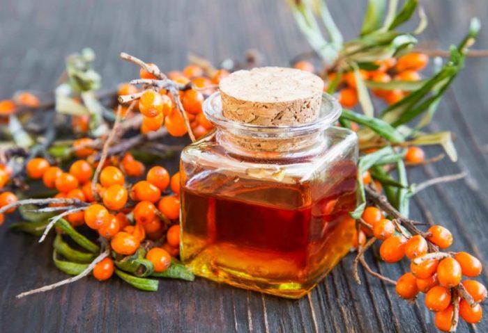 ulei de catina pentru stomac