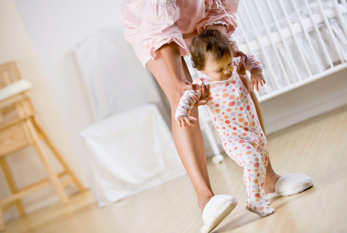 mersul pe varfuri la bebelusi