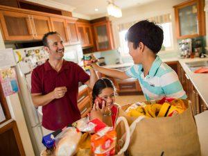 Regulile si misiunea familiei