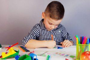 Read more about the article Desenele copiilor la 3-4 ani