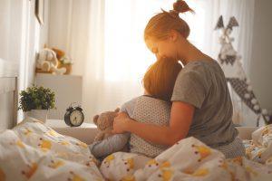 Sfaturi pentru mamici singure