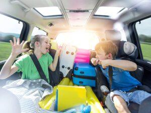 Cu cei mici in aventura: Cum ne pregatim sa calatorim in sigurnta?