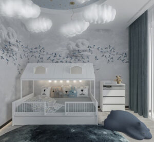 Cum amenajezi un dormitor de poveste pentru cel mic?