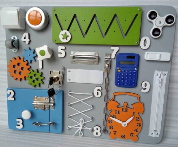 busy board pentru copii