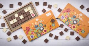 ChocoTelegrama – cel mai surprinzator cadou!