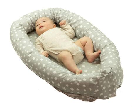 1 baby nest 0-8 luni