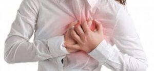 Infarctul miocardic: cauze si simptome