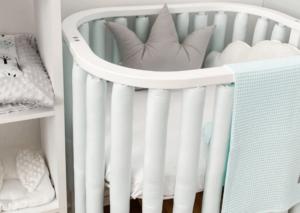 Protectii inteligente pentru patutul bebelusului